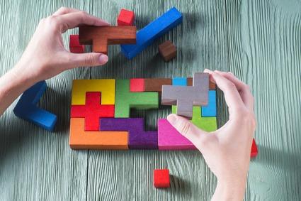 Räumliches Vorstellungsvermögen effektiv prüfen