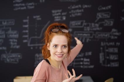 Präsentationskompetenz: Fördern und testen Sie hier