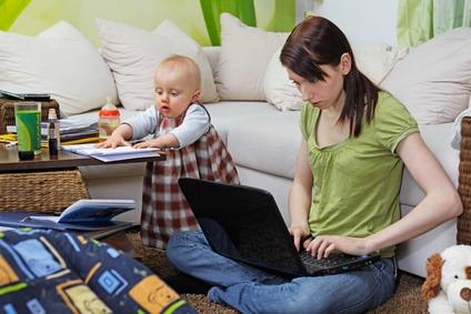 Studie zur Beschäftigung von Alleinerziehenden Eltern